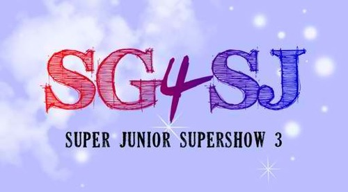 ★ [SG4SJ] SINGAPORE FOR SUPER JUNIOR - SS3 SG PROJECT ★