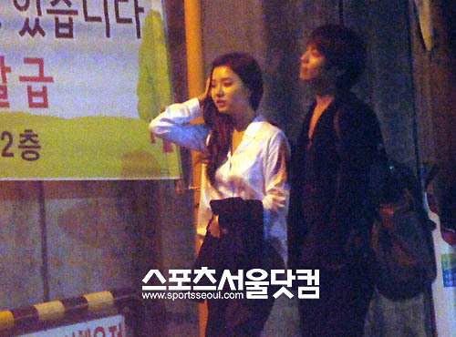 jonghyun dating Shin se Kyung 2012
