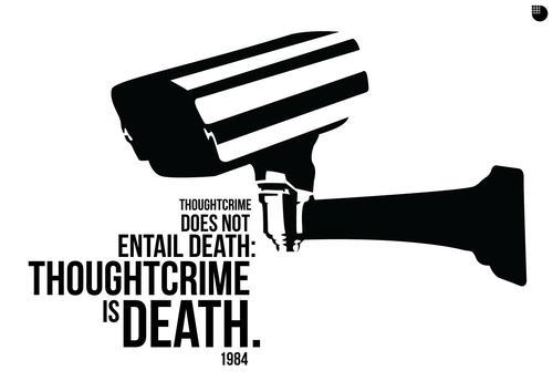 """1984 essay thoughtcrime """"thoughtcrime does not entail death:  """"thoughtcrime does not entail death: thoughtcrime is death  1984 new american library, 1977 views: 304."""