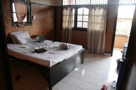 Mon autre chambre au Suka Beach Inn, Kuta, Bali