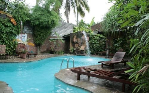 Se loger à Amed : le Bali Yogi bungalows