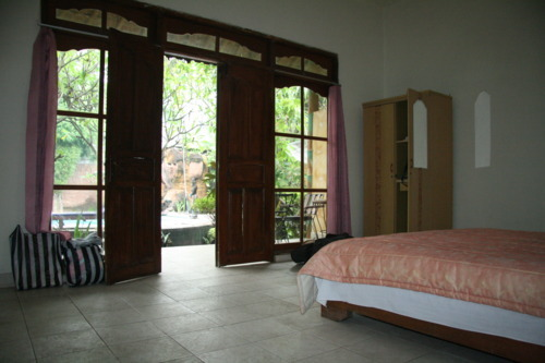 Ma chambre au Bali Yogi bungalows