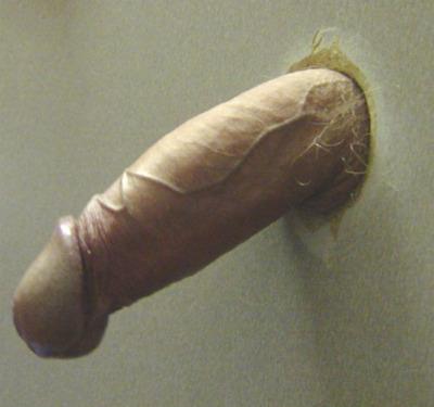 restroom glory hole
