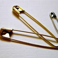 "safety pin ""pins"""
