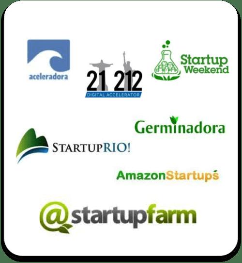 aceleradora 21212 startup weekedn germinador startupfarm amazonstartups