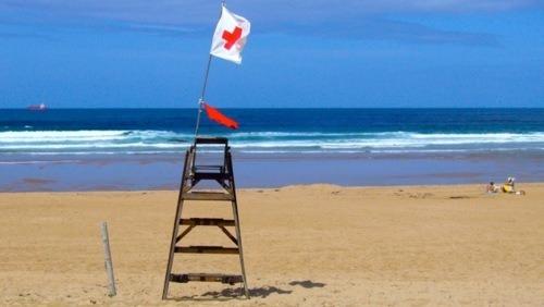 playa del puntal, somo, cantabria