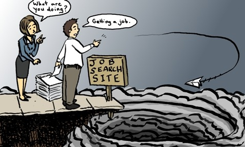 Image result for job hunting frustration