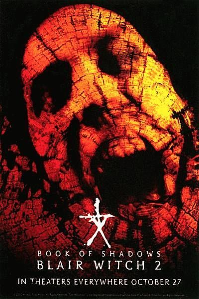 Book of Shadows: Blair Witch 2 (2000) Poster