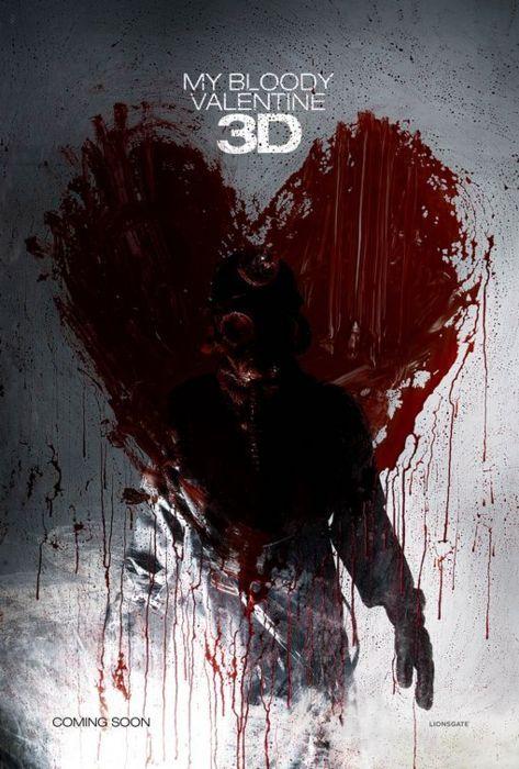My Bloody Valentine (2009) poster