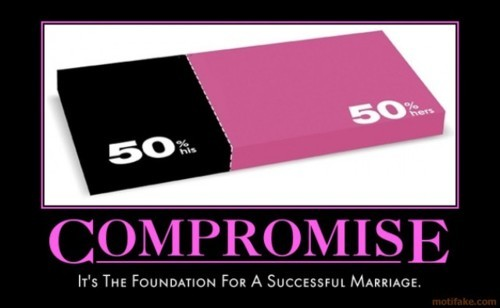 Image result for compromise love