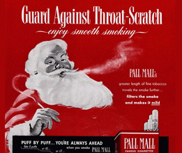 Vintage Cigarette Ads (2/6)