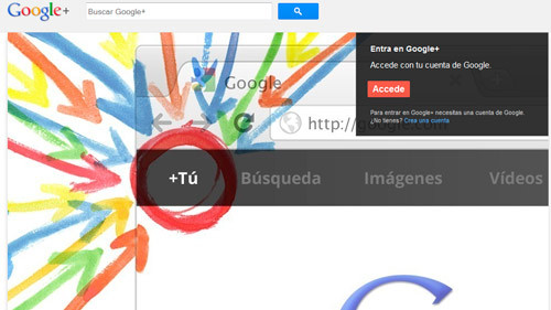 La Red Social de Google: Google plus