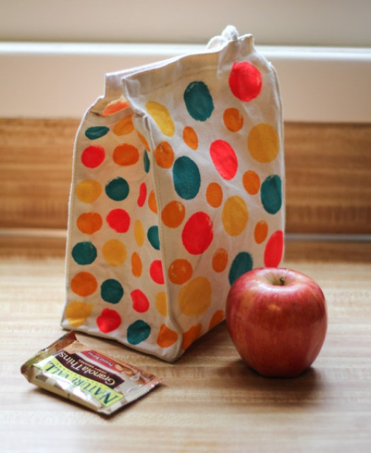 dots-lunch-bag