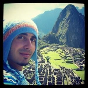 Julien, l'expat en vacances à Bali