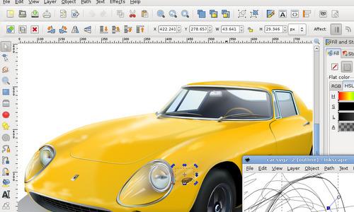 Inkscape L Alternative Opensource D Adobe Illustrator