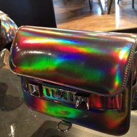 I WANT: Holographic Purse