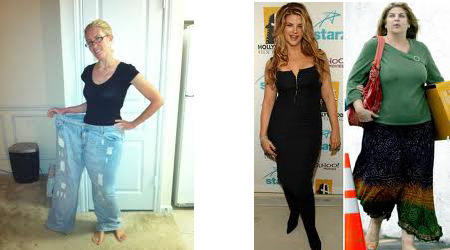 to look toned after losing 100 pounds