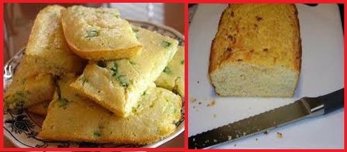 low carb cornbread