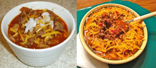 low carb chili recipes