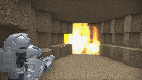 Dysis prototype screen shot