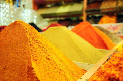 Middle Eastern & Indian spices lower histamine & other biogenic amines in foods (better than chemicals!)