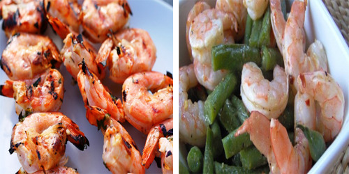 low carb seafood recipes