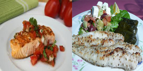 low carb fish recipes