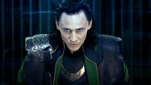 Fictional INFJs -- Loki. marissabaker.wordpress.com