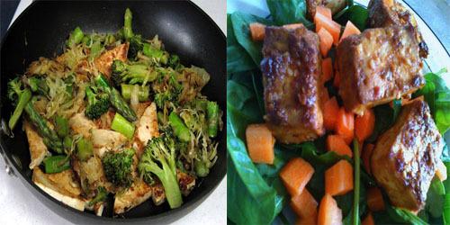 low carb tofu recipes