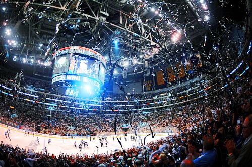 Staples Center Part 2 Hockey Wembli
