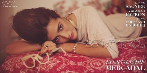 Half-A-Million Screenshots, Ever Magazine, Beauty Is You