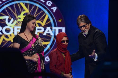 Sonali Mukherjee on Kaun Banega Crorepati /  Who Wants to Be a Millionaire
