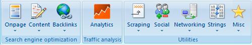 SEOTools es una herramienta de Excel para el posicionamiento web