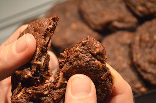 No breaking cookies!