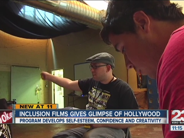 Bakersfield film company provides opportunity to young adults with developmental disabilities