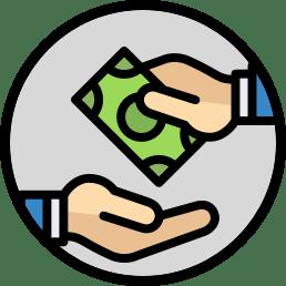dinheiro com aula online