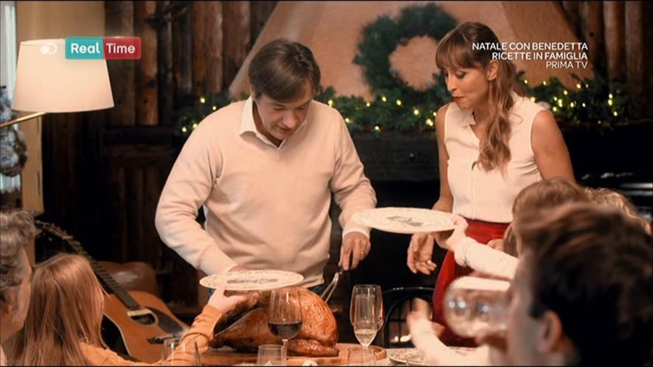 Il programma di cucina condotto da benedetta parodi, con tante. Natale Con Benedetta Ricette In Famiglia Parodi Caressa Tra Sprazzi Di Mulino Bianco E Scampoli Di Genuinita Tvblog
