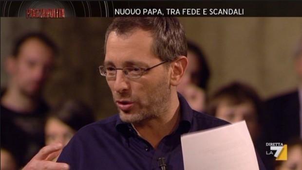 Piazzapulita, Corrado Formigli: