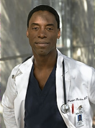 ... di Isaiah Washington , il celebre Dr. <b>Burke</b> di <b>Grey's</b> <b>Anatomy</b>