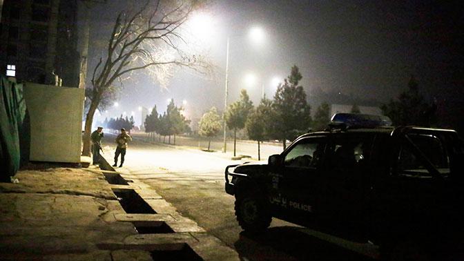 СМИ в гостинице Кабула погибли девять украинцев