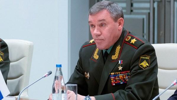 Начальники генштабов ВС РФ и Сербии обсудили военно ...