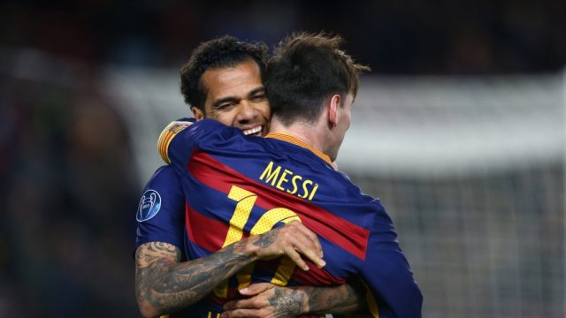 Dani Alves se ofreció y Barcelona lo descartó