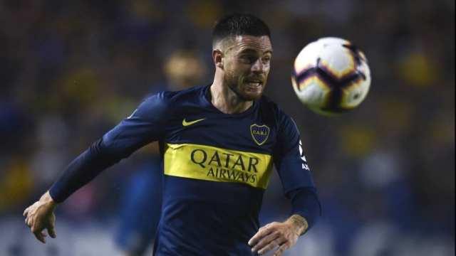 Boca rechazó la primera oferta de Cagliari por Nández