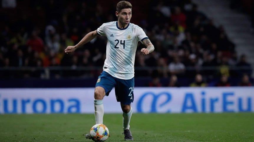 Copa América de Brasil: Los últimos cuatro de la lista de Lionel Scaloni