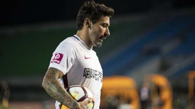 Lavezzi saludó a San Lorenzo por la vuelta a Boedo: '¡Donde tiene que estar!'