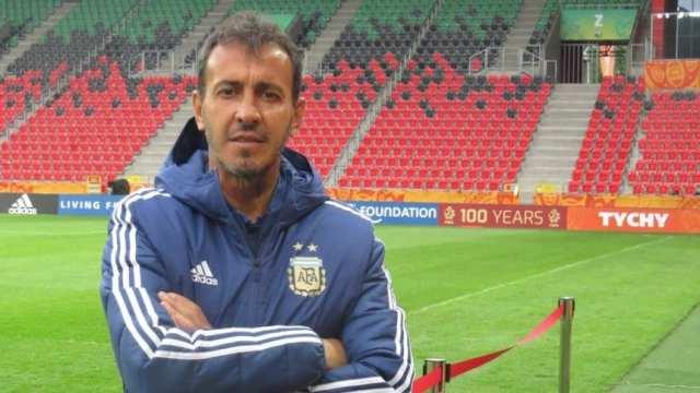 Fernando Batista: 'Lo veo muy bien a Scaloni si apuntamos al Mundial'