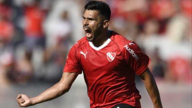 Independiente recuperó a Silvio Romero