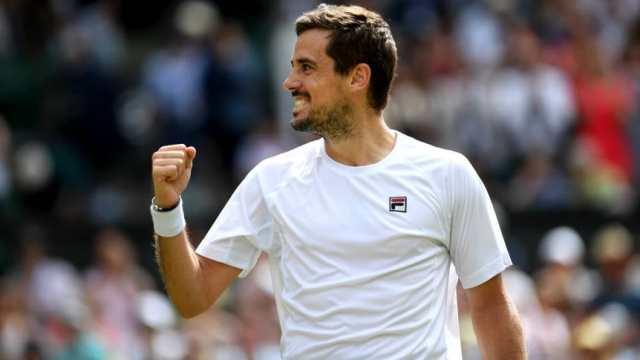Pella y un triunfazo sobre Anderson para avanzar a los octavos de Wimbledon