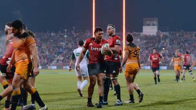 Jaguares no pudo con Crusaders en Nueva Zelanda
