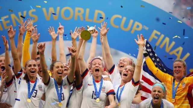 Estados Unidos venció a Holanda y es campeón del mundo